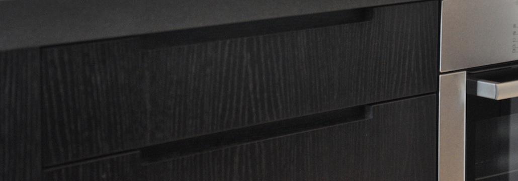Eiken Keuken Zwart : Keuken zwart eiken FREDERIKS INTERIEURS BV