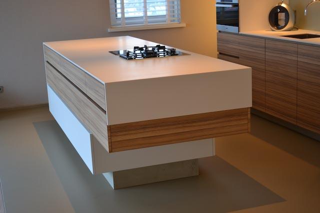 Keuken Design Emmeloord : Keuken corian :LG-Himacs maatwerk door ...